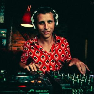 DJ set на встречу гостей